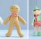 Christmas Dolls Pattern