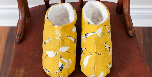 Abella Slippers Pattern