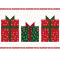 Christmas Present Table Runner Pattern