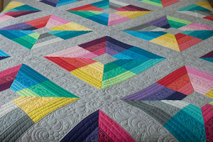 Kite Flight Quilt Pattern