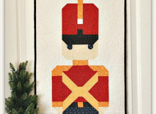 Nutcracker Quilt Pattern