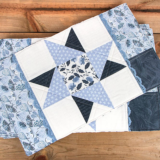 Pocketed Placemat Tutorial