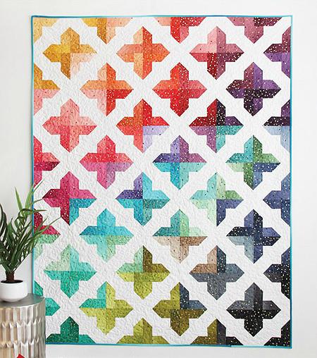 Trellis Quilt Pattern