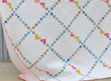 Cheery Chain Quilt Pattern