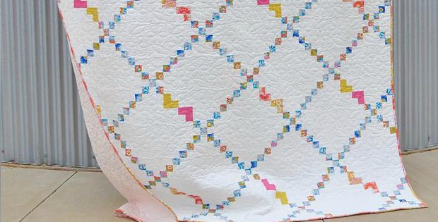 Cheery Chain Quilt Pattern