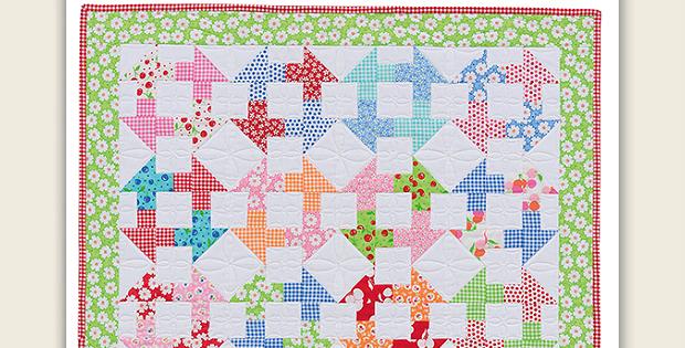 Poppy Quilt Pattern
