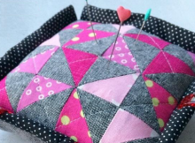 Clip'n'Pincushion Pattern