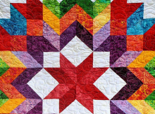 Havest Wreath Quilt Pattern
