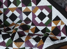 Scrap Dance Two Step Quilt Pattern