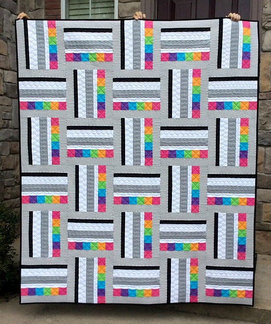 Sweetart Quilt Pattern