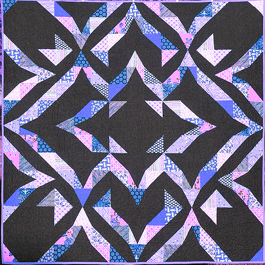 Tiger Lily Quilt Pattern