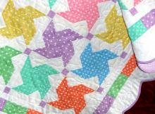 Whirlygigs Quilt Pattern
