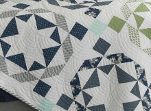Beach House Quilt Pattern