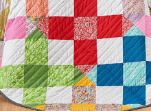 Cross Quilt Pattern