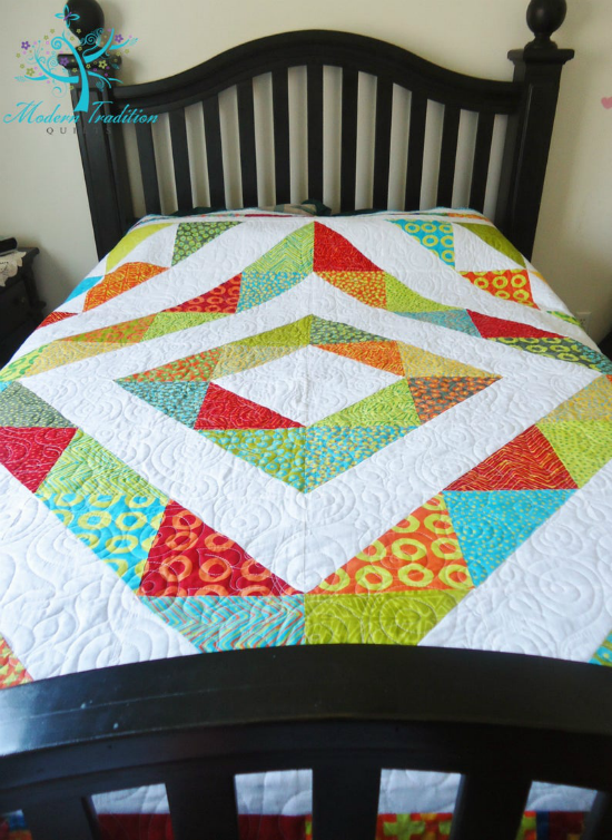 Diamond Quilt Pattern