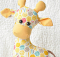Gerald Giraffe Pattern