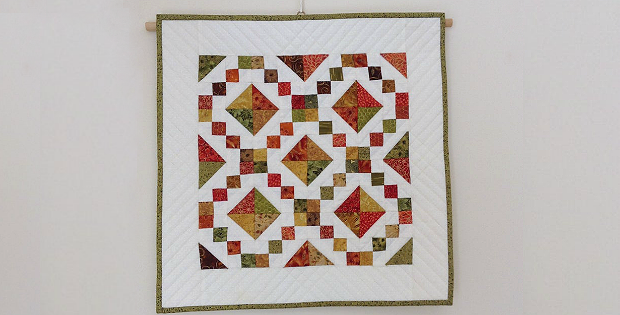 Jewel Box Mini Quilt Pattern