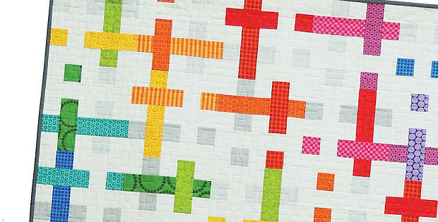 Matrix Quilt Pattern