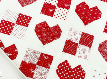 Sweetheart Table Topper Pattern
