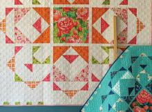 Town Square Garden Quilt Pattern