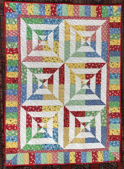 Lexie Quilt Pattern