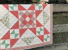 Barn Star 3 Quilt Pattern