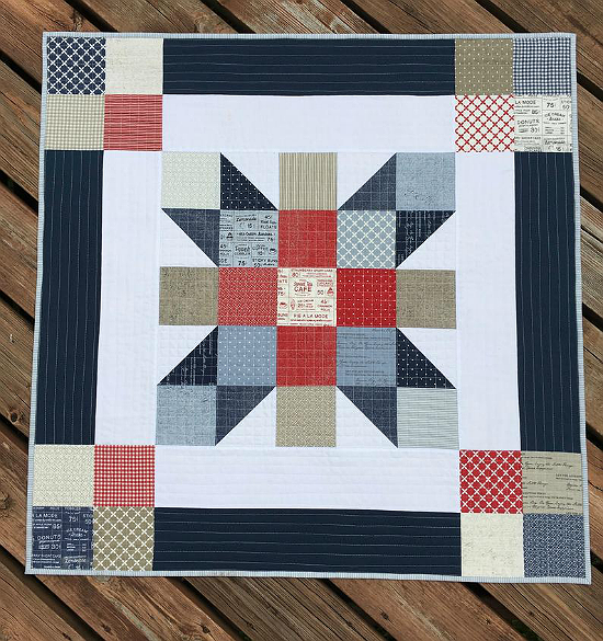 A Charming Barn Quilt 3 Pattern