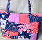 Crazy-Patch Quilted Tote Tutorial