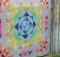 Iridescent Quilt Pattern