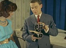 Vintage Films Show the History of Sewing Machines and More
