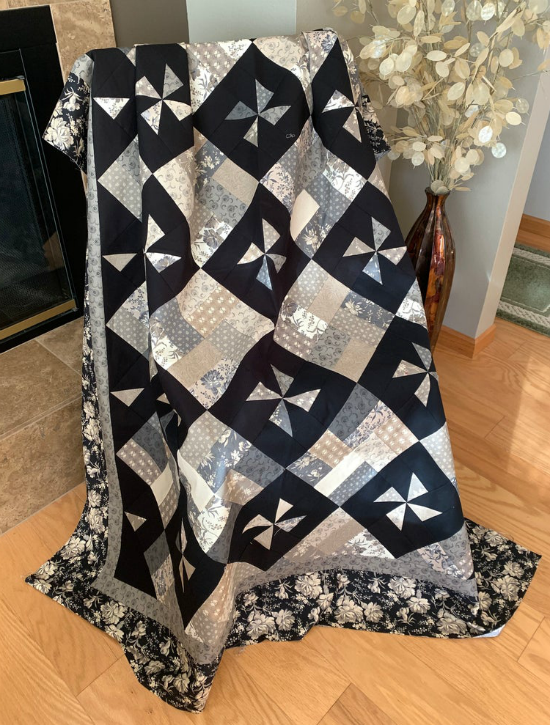 Simply Majestic Quilt Pattern