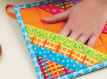 Safe Fingers Pot Holders