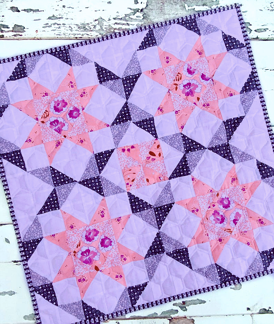 Sunshine on a Cloudy Day Quilt