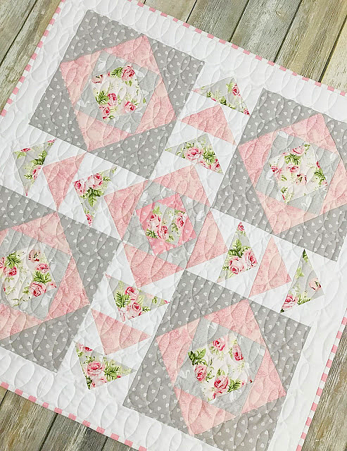 Avery Rose Quilt Pattern