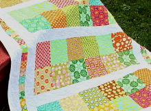 Fun and Funky Quilt Pattern