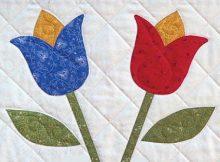 Tulips Quilt Pattern