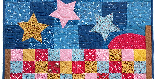 Sleep Tight Quilt Pattern