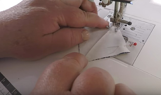 Make Perfect Stitch-and-Flip Units Without Squaring Up
