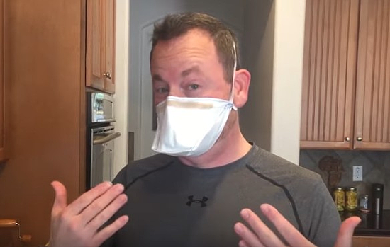 This Face Mask Was Designed by a Doctor