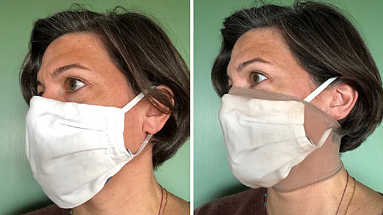 Make Fabric Masks as Protective as Possible