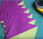 Get Perfect Half-Square Triangles Every Time