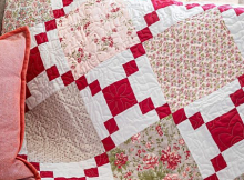 Irish Change Quilt Pattern