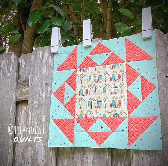 Grandmother's Favorite Quilt Block Pattern