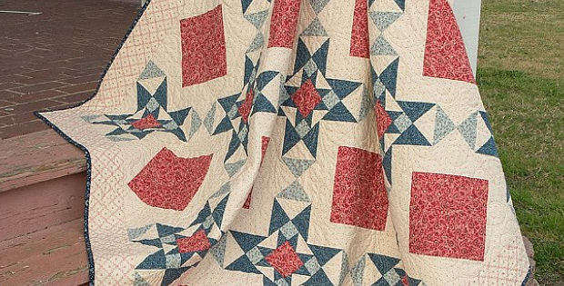 Bandwagon Quilt Pattern