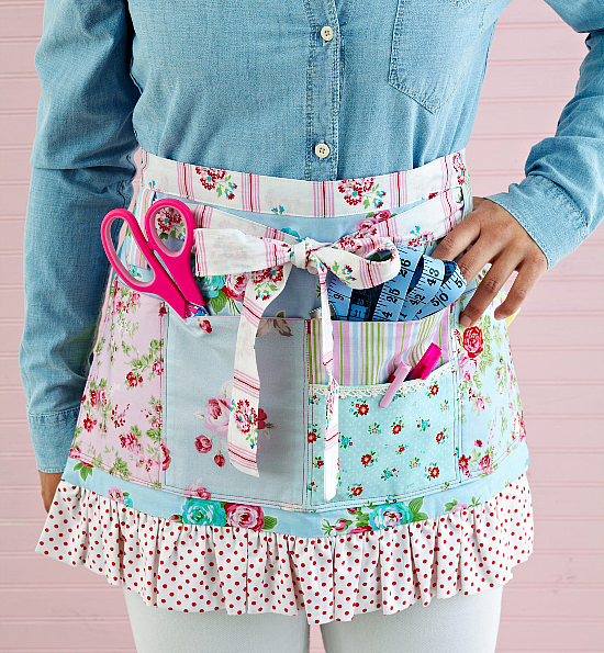 Handy Work Apron Pattern