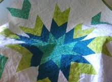Baby Star Quilt Pattern