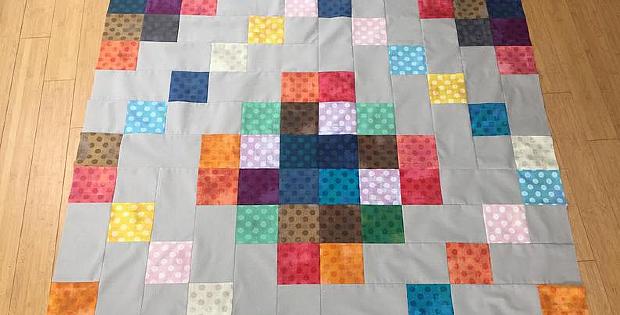 NO.3 Hotspur Street Quilt Pattern