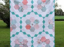 Vintage Garden Quilt Pattern