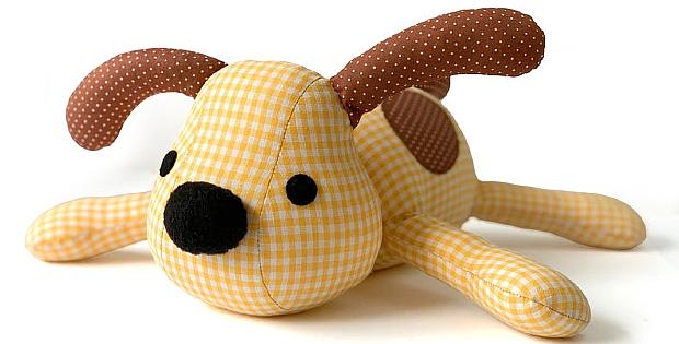 Dexter the Dog Pattern
