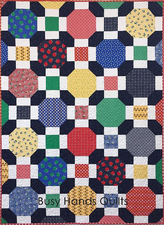 Maribelle Quilt Pattern